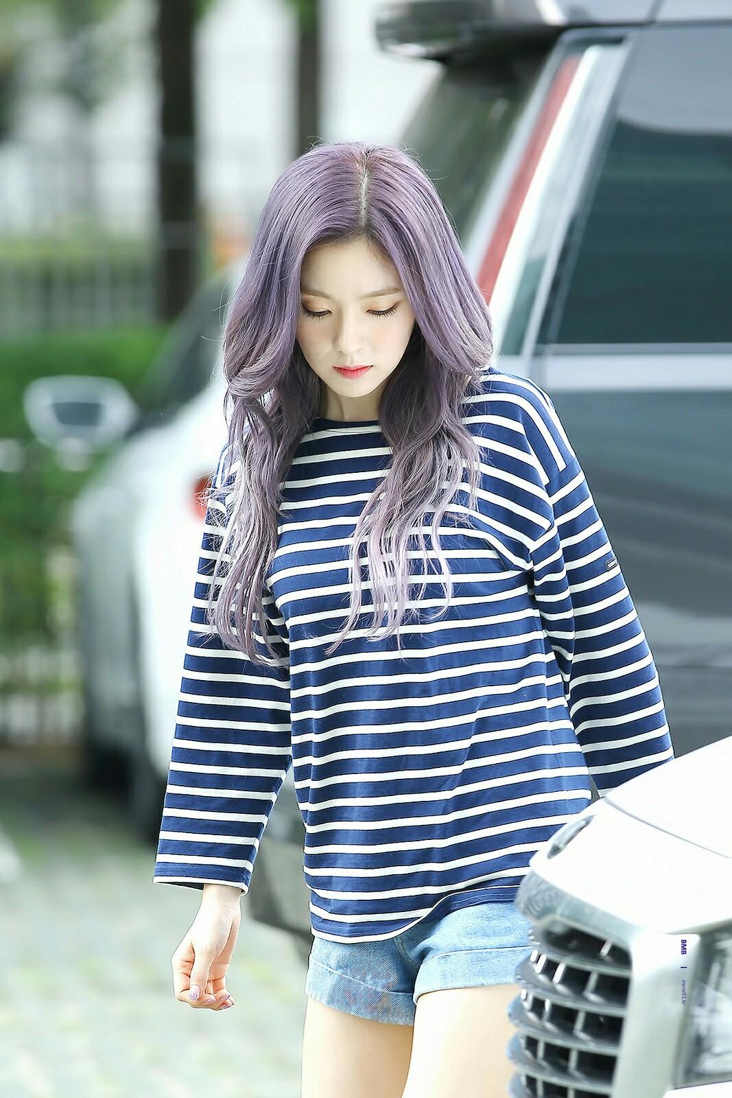 Red Velvetアイリーンの髪色が紫でカワイイ!ヘアカラーを真似したい! 韓流diary