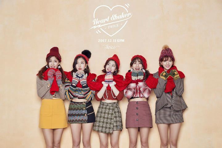 TWICE新曲Heart Shaker歌詞と和訳(日本語訳)を全公開!動画付き ...